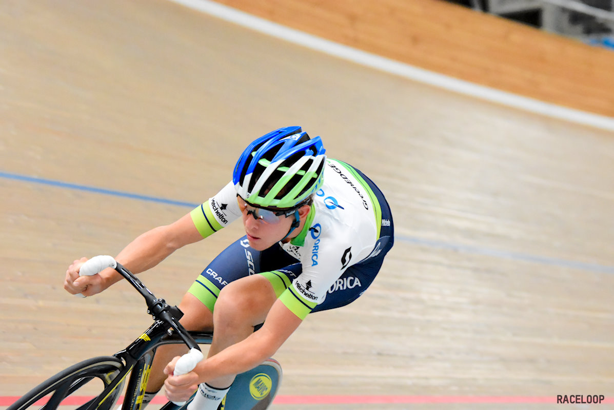 Cameron Meyer - Track Cycling